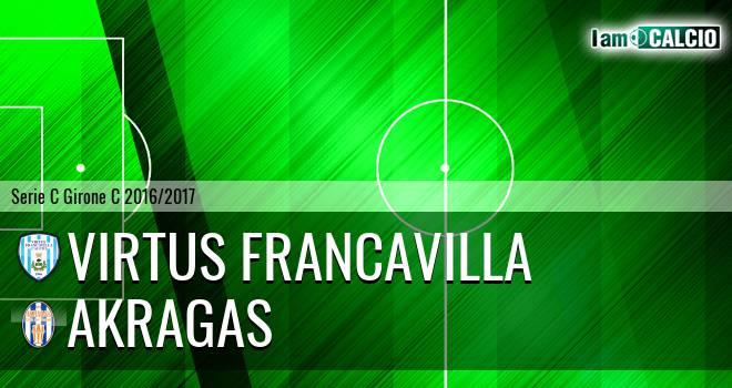 Virtus Francavilla - Olimpica Akragas