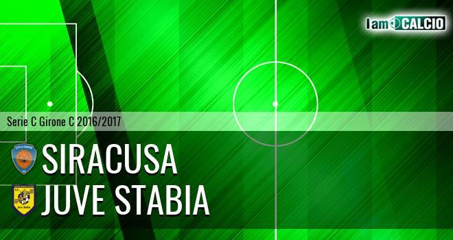 Siracusa - Juve Stabia