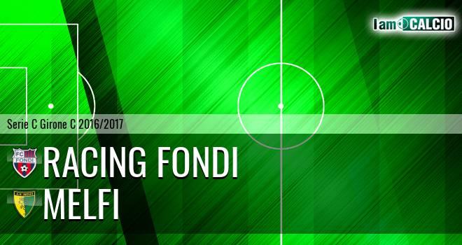 Racing Fondi - Melfi