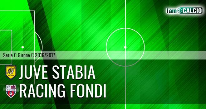 Juve Stabia - Racing Fondi