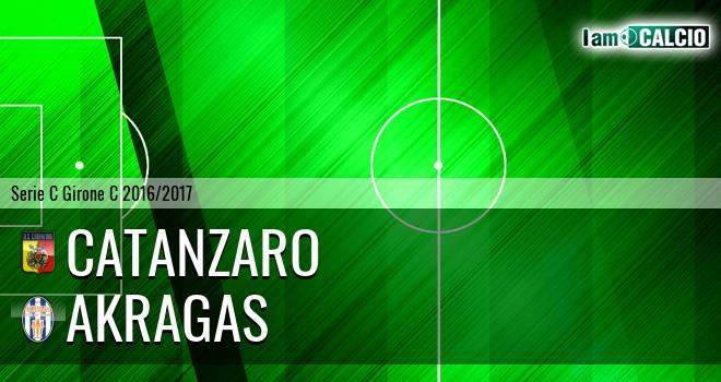 Catanzaro - Olimpica Akragas