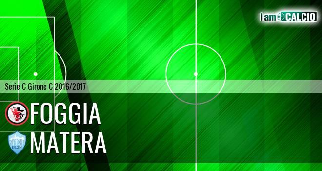 Foggia - Matera
