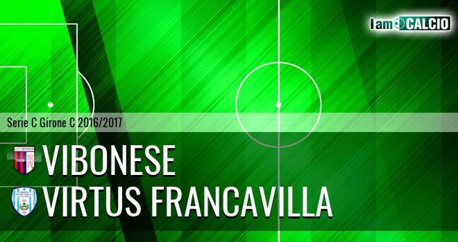 Vibonese - Virtus Francavilla