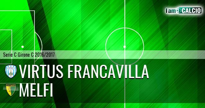 Virtus Francavilla - Melfi