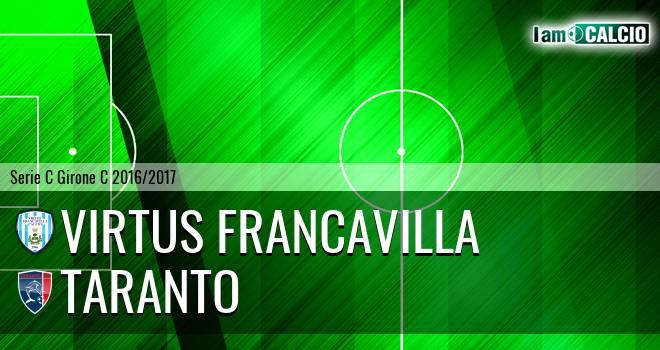Virtus Francavilla - Taranto