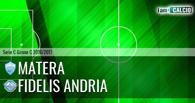 Matera - Fidelis Andria