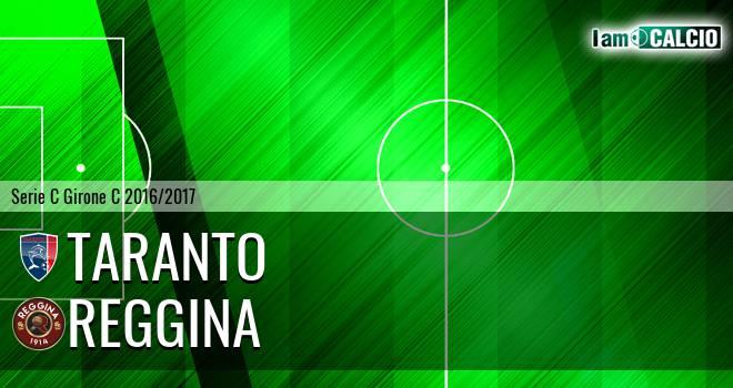 Taranto - Reggina