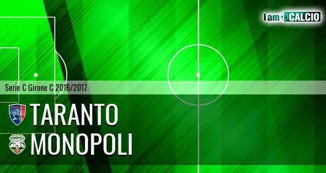 Taranto - Monopoli