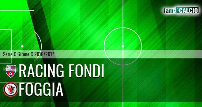 Racing Fondi - Foggia