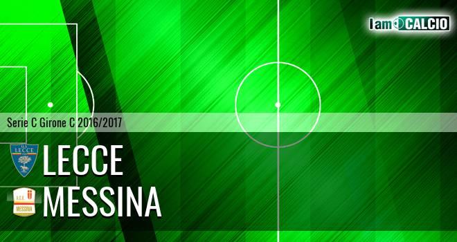 Lecce - ACR Messina