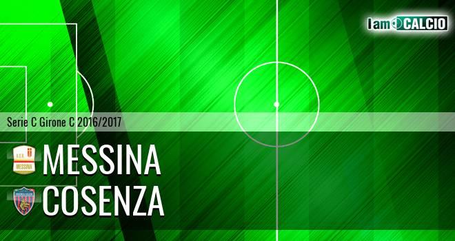 ACR Messina - Cosenza