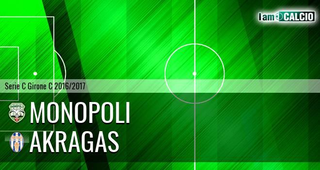 Monopoli - Olimpica Akragas