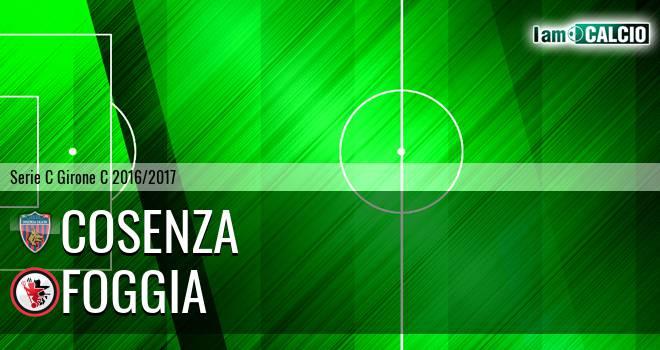 Cosenza - Foggia