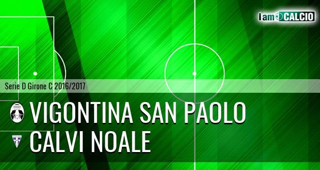 Vigontina San Paolo - Calvi Noale