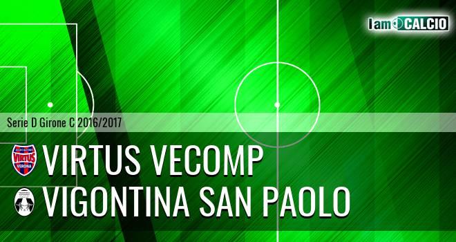 Virtus Verona - Vigontina San Paolo