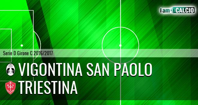 Vigontina San Paolo - Triestina