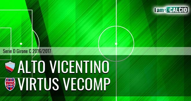 Alto Vicentino - Virtus Verona