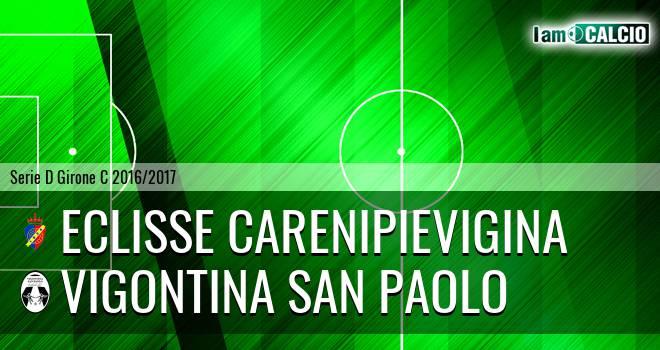 Eclisse CareniPievigina - Vigontina San Paolo