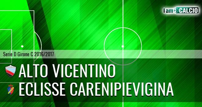 Alto Vicentino - Eclisse CareniPievigina