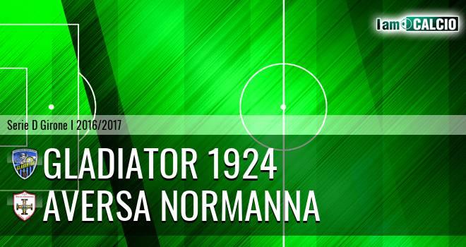 Gladiator 1924 - Aversa Normanna