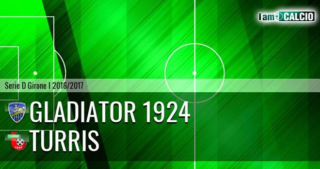Gladiator 1924 - Turris