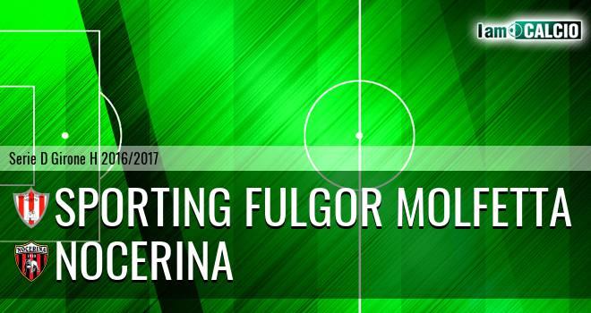 Sporting Fulgor Molfetta - Nocerina