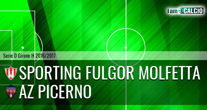 Sporting Fulgor Molfetta - AZ Picerno
