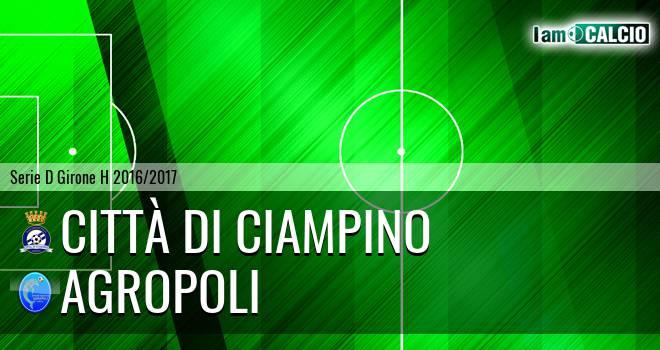 Città di Ciampino - Agropoli