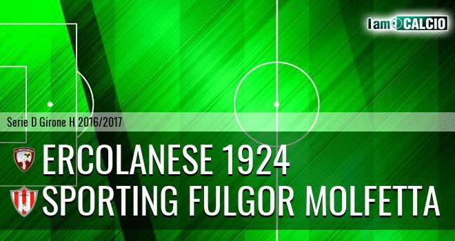 Sporting Ercolano - Sporting Fulgor Molfetta
