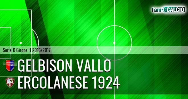 Gelbison Vallo Della Lucania - Sporting Ercolano