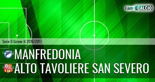 Manfredonia Calcio 1932 - Alto Tavoliere San Severo