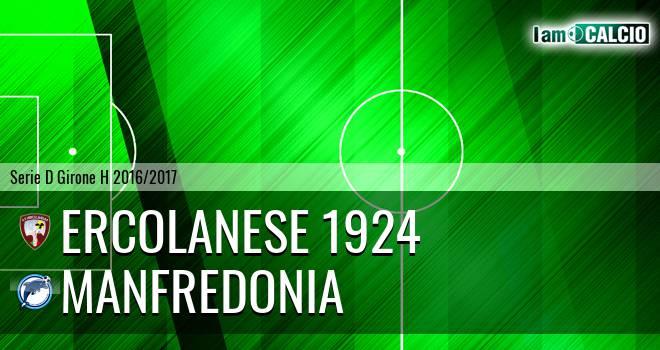 Sporting Ercolano - Manfredonia Calcio 1932