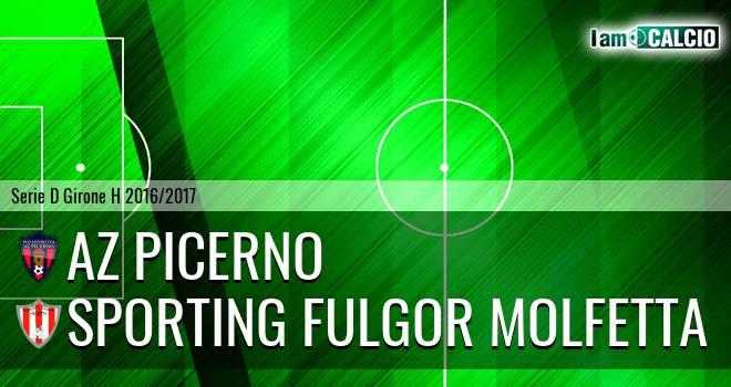 AZ Picerno - Sporting Fulgor Molfetta