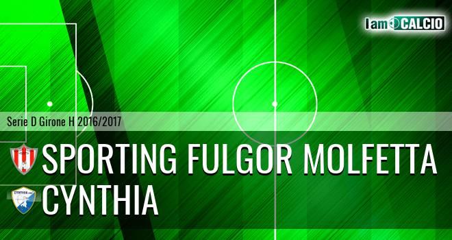 Sporting Fulgor Molfetta - Cynthia