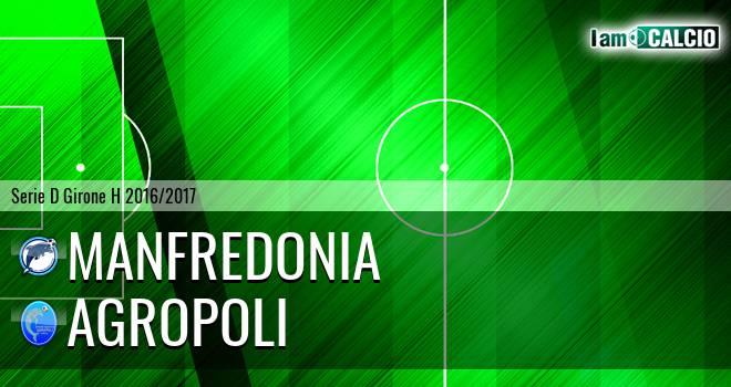 Manfredonia Calcio 1932 - Agropoli