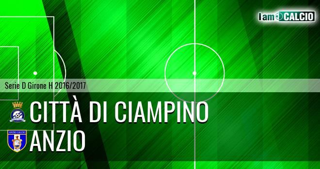 Città di Ciampino - Anzio