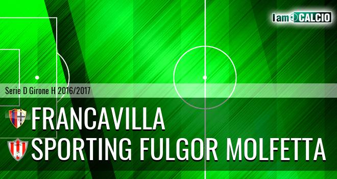 Francavilla - Sporting Fulgor Molfetta