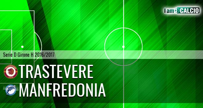 Trastevere - Manfredonia Calcio 1932