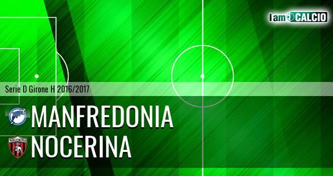 Manfredonia Calcio 1932 - Nocerina