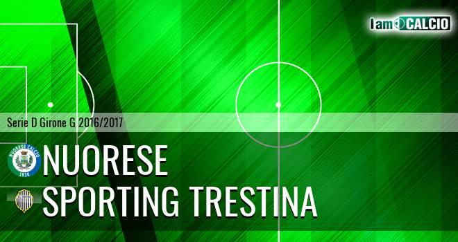 Nuorese - Sporting Trestina