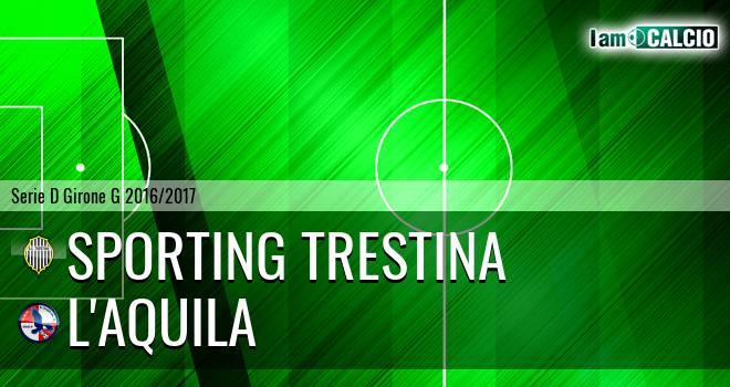 Sporting Trestina - L'Aquila