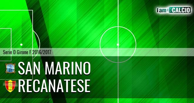 San Marino - Recanatese