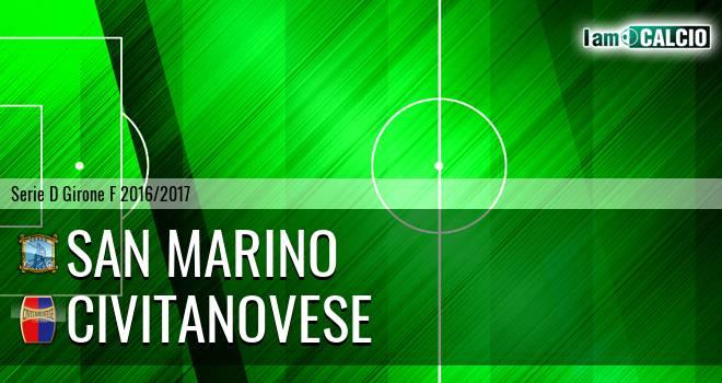 Cattolica Calcio SM - Civitanovese