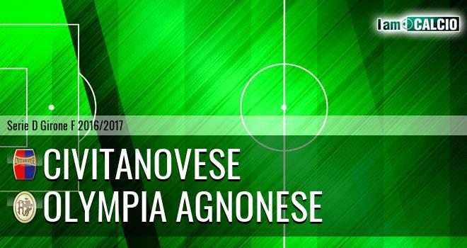 Civitanovese - Olympia Agnonese