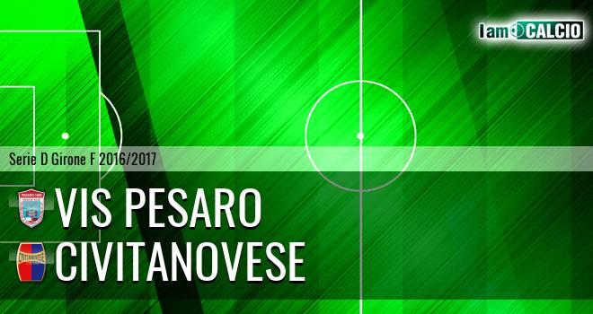 Vis Pesaro - Civitanovese