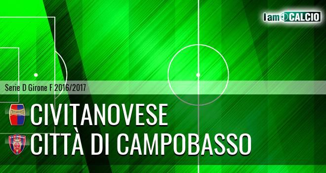 Civitanovese - Città di Campobasso