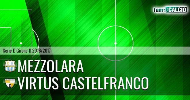 Mezzolara - Virtus Castelfranco