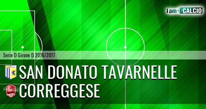 San Donato Tavarnelle - Correggese