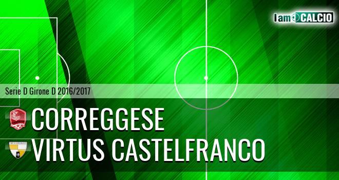 Correggese - Virtus Castelfranco