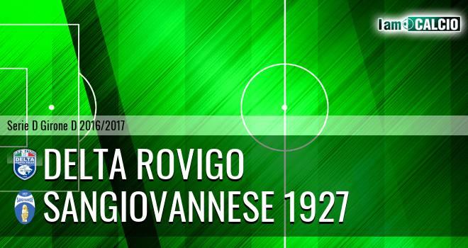 Delta Rovigo - Sangiovannese